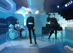The Future (1979) (M.D. Photos) Tags: tubewayarmy garynuman newwave 1979 song musicvideo arefriendselectric synthesizer