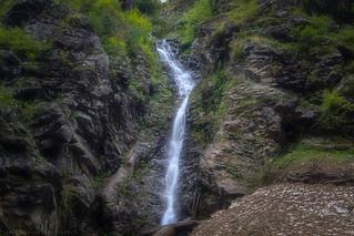 Badaal waterfall