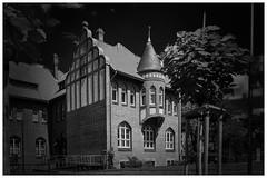 Das Wohlfahrtsgebäude