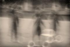 Children Running Away From Fire And Fury (Sam_Sims) Tags: childrenrunningawayfromfireandfury fireandfury wordsmatter makingamerikagreatagain donaldisaduck ifyourenotcolludingyourepolluting nikond90 blur intentionalcameramovement samiam281 sam sims