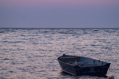 TheBoatInTheVoid (enessadi) Tags: horizont boot deniz meer mavisehir didim photograph void boat photography