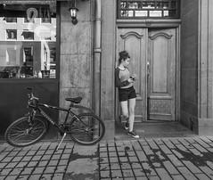 Taking a break...    Stockholm / Sweden (mikeback-streetphotography) Tags: photo photooftheday photographer p couple streetphotographers stockholm streetphotography sweden streetart streetartistry streetarteverywhere street streetphoto streetlife streetstyle girls monochrome mono woman monochromatic gatufotografi girl blackandwhitephotography blackandwhite black blackwhite bw bnw beautiful urbanwalls urban urbanart city canon nikon mikeback mike back mikebackstreetphotography people