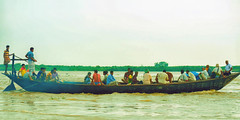 DSC_0065 2 (Shahriar Arifin) Tags: flood river people adult boat boatman bangladesh bangladeshiphotographer cow animal water colorful crowded male female lifestyle floodedpeople peoples