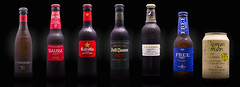 Daura Beer Family on black (Alvimann) Tags: