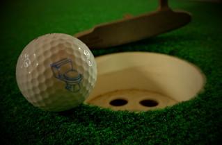 Bad Golf Game. (X70)
