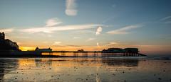 DSC_8000 (somedaysooned) Tags: cromer cromerbeach cromernorthnorfolk cromerpier sea beach sunset norfolk northnorfolk pier england eastanglia uk sky water