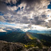 Dolomite sky
