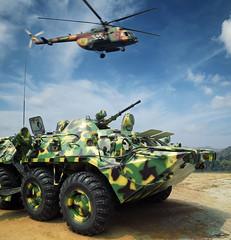Bangladesh Army BTR80 APC. (Samee55) Tags: bangladesh army btr80 hip aag compositeimage gimp dhaka mhd
