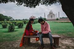 candid Taj