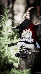 Raven~ (MintyP.) Tags: pullip doll merl whispering island obitsu 27 s wig custo outfit stica sony nex 6 mintyp minty photography