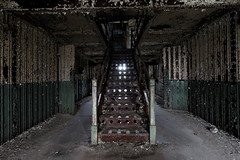 15-Step Program To A Better You (95wombat) Tags: old abandoned derelict rotted rusty decayed urbex jail prison hoosegow pokey lockup slammer bullpen clink pen reformatory stir