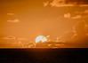 Golden (Garden State Hiker) Tags: kauai beach landscape sunset pacificocean keebeach sky golden goldenhour hawaii haenastatepark clouds