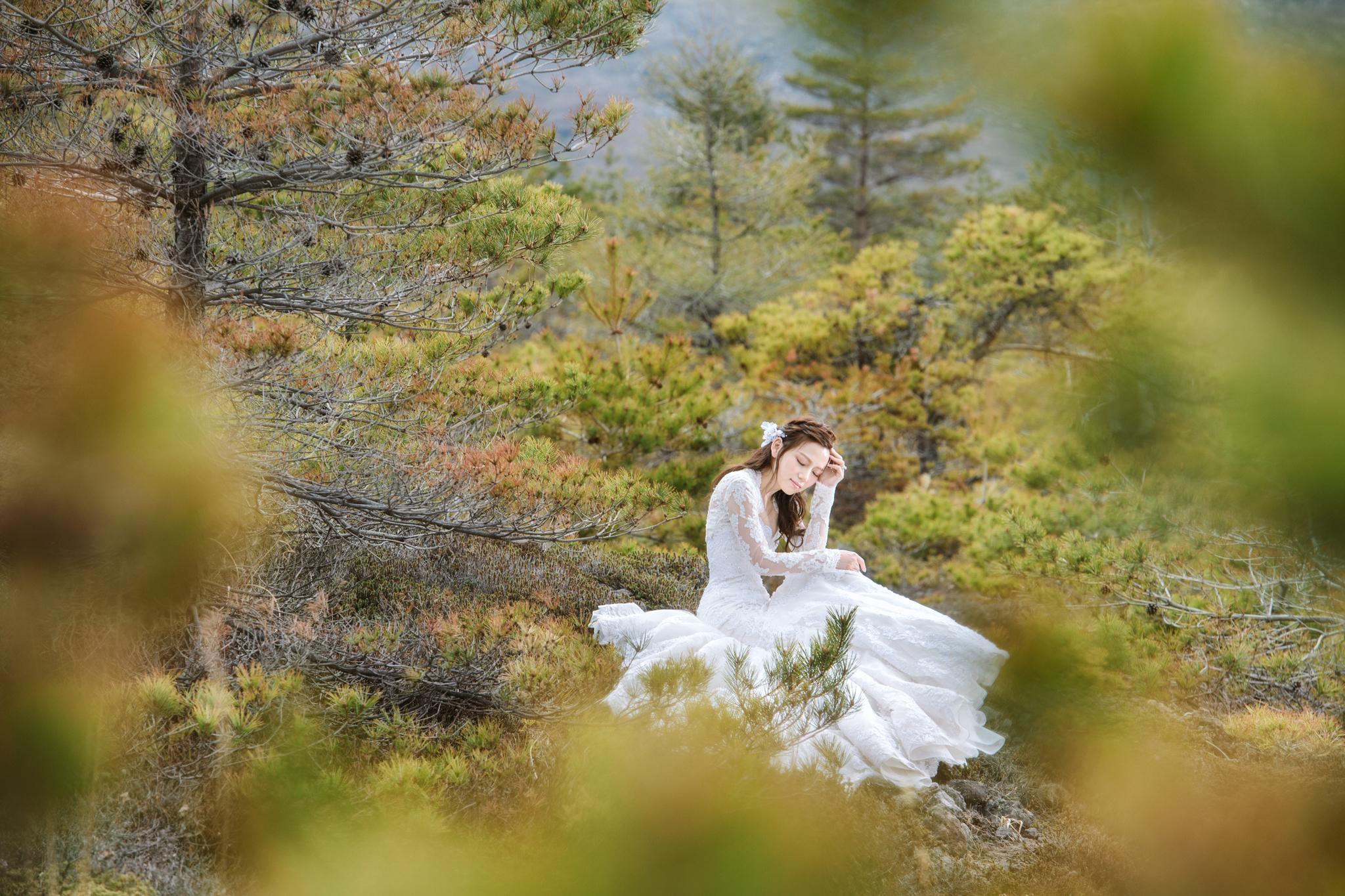 自主婚紗, 東法, 海外婚紗, 輕井澤, 輕井澤婚紗, 藝術婚紗, Donfer, Donfer Photography, EASTERN WEDDING, Fine Art