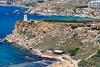 Вид на пляж Айн Туффиха (a.gaverdovsky) Tags: море островмальта остров средиземноеморе malta mediterraneansea island sea мальта mgarr mt