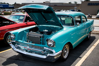 Classic Car Cruise In - Prices Corner - 17-55mm - Canon 760D