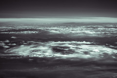 cloudscape XXV (*altglas*) Tags: cloudscape cloudscapes ir infrared infrarot clouds wolken monochrome