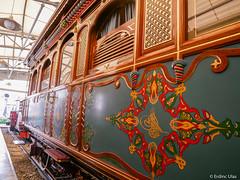 Wagon of Sultan Abdul Aziz (✦ Erdinc Ulas Photography ✦) Tags: sultan abdulaziz ottoman wagon train rail coach museum personal