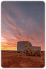 Sunrise Over the Workshop (Craig Jewell Photography) Tags: australia clouds cloudy mining sunrise westernaustralia workshop f40 ef1635mmf28liiusm ¹⁄₂₀₀sec canoneos1dmarkiv iso1000 16 20170719085054x0k0486878889909192tif unknownflash