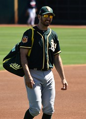 AdamRosales bulge (jkstrapme 2) Tags: baseball jock cup crotch bulge