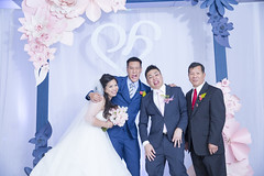 Phi-Hong 0571 (phi303) Tags: phiandhong viet vietnamese wedding colorado co groomsmen bridesmaids bridesmaid love reception custom backdrop custombackdrop handmade handmadebackdrop diy