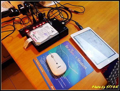 弛為 Hi 8 平板電腦 SD咭及3吋半硬碟互抄接駁法 001