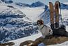 Splitboarding Spaniel (Ben McKeown .thebigbluetree.com) Tags: scandanavia norway springer spaniel splitboard skitour jotenheim