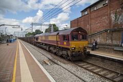 DBS 66061 West Ealing (daveymills31294) Tags: dbs 66061 west ealing db schenker class 66 660 ews