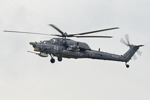 Mil Mi-28N 'RF-95326 / 03 white'