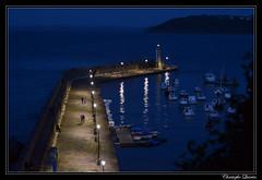 Jetée de Binic (cquintin) Tags: binic jetée port harbour