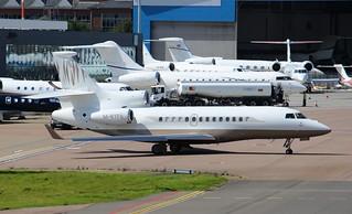 M-RTFS Dassault Falcon 7X