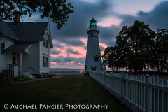 Marblehead Lighthouse (Michael Pancier Photography) Tags: editorialphotography greatlakes greatlakeslighthouses lakeerielighthouses marblehead marbleheadlighthouse michaelapancier michaelpancierphotography ohio ohiolighthouses commercialphotography fineartphotographer landscapephotographer naturephotographer travelphotography wwwmichaelpancierphotographycom unitedstates us