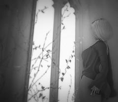 NightGazing (♡ Darkkness ♡) Tags: blackandwhite bento bright boujee blackwhite bw blonde blondes blanc avatar avatars art maitreya catwa hair fantasy landscape avatarswithanoseforattitude garden angel secondlife style secondlifebeautyindustry second sexy mesh inspirational inspiring hera nightgazing people deep female uber outdoors lips lights life noiretblanc noireblanc nostalgic nior monochrome kinky mono wall window vine leaf legs hand fetish foxy scandalize dress women woman slink dirtyprincess