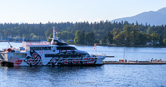 Vancouver (British Columbia) (TO416 Original) Tags: 2017 britishcolumbia canada studio1937 to416 travel vancouver ship ferry waterfront canadaplace