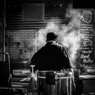 The borough market kitchen