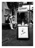 Time for Gelati ! / Eiszeit ! (kurtwolf303) Tags: monochrome einfarbig sw bw gelati icecream people leute streetphotography strasenfotografie rome rom roma italy italia italien europe scenery olympusem5 omd microfourthirds micro43 systemcamera mirrorlesscamera spiegellos mft kurtwolf303 unlimitedphotos urbanlifeinmetropolis urban frame fotorahmen personen topf25 250v10f 500v20f topf50 eiscreme 800views 900views 1000v40f topf75 topf100 1500v60f 2000views