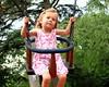 rêverie (LILI 296...) Tags: maelys girl fillette enfance canonpowershotg7x jeu balançoire rêverie papillon