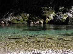 Ob Soči / At Soča (Damijan P.) Tags: bovec slovenija slovenia korita gorge gore hribi monutains prosenak