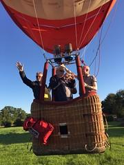 170813 - Ballonvaart Sebaldeburen naar Drachten 3