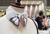 B111 DSC_9280 (Design Festa) Tags: designfesta designfestasummer gakuten design festa festival artfestival japanartfestival art japaneseconvention convention tokyobigsight tokyo japan fashiondesign collar butterfly patch