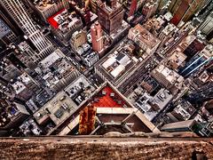 Looking Down on New York (Trent9701) Tags: empirestatebuilding manhattan newyork newyorkcity trentcooper travel