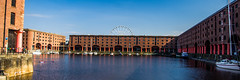 The Tate At The Albert (Brian Travelling) Tags: tate gallery liverpool dock dockside water calm pentax