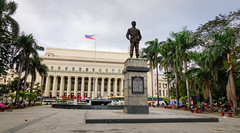 Manila Post Office in The Philippines (phuong.sg@gmail.com) Tags: architecture art asia asian baroque building business capital cathedral center city colonial color construction culture exterior filipino gallery historic historical history intramuros landmark landscape luzon manila monument national natural office old outdoors pambansang philippine planetarium post structure style tourism travel tropical urban wall world