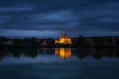 Reflection (zbyhru) Tags: velehrad moravia light place pilgrimage czech chřiby