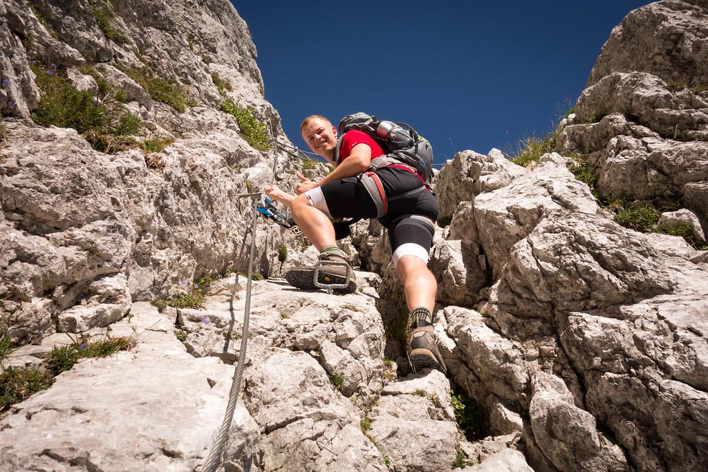 Klettersteig Lamsenspitze : The world s best photos of klettersteig and lamsenspitze flickr