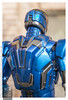 15 (manumasfotografo) Tags: ironman mark30 bluesteel actionfigure comicavestudios marvel