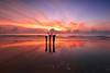 Enjoy Ur Life (fiz_zero) Tags: nikon nikond750 sunrise sunset sky skyline reflection kids childrens silhouette beach sea seascape seaside seashore horizon summer wallpaper background nature landscape beauty morning dusk explore inexplore cherating nisi nisimalaysia nisifilter