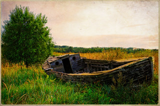 Old Fisherboat