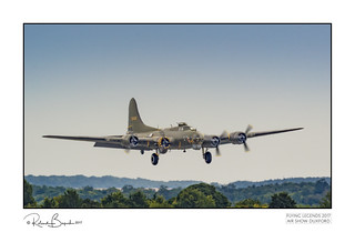 Safe home - B17G Flying Fortress