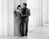 The Pillars (Geoff Livingston) Tags: love engagement shoot photo pillars marble gown betrothed marriage wedding couple