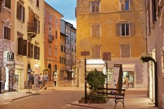 2017-07-09 at 21-30-25 (andreyshagin) Tags: trento italy architecture shagin andrey summer nikon daylight d750 trip travel town tradition low lowlight night